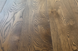 White Oak Flooring Grain Pattern