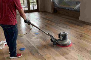 Finishing white oak floors with european oil