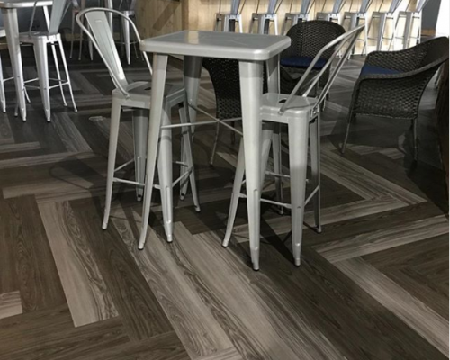Commercial Herringbone